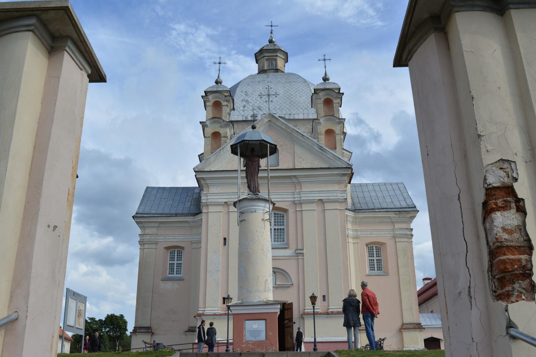 Liškiavos švš. Trejybės bažnyčia