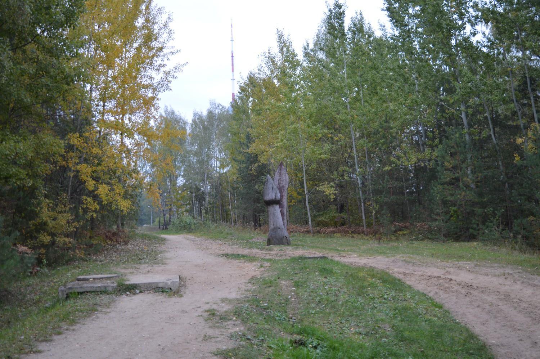 Pasakų parko skulptūra