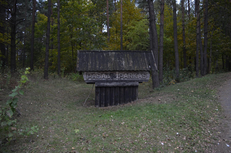 Pasakų parkas