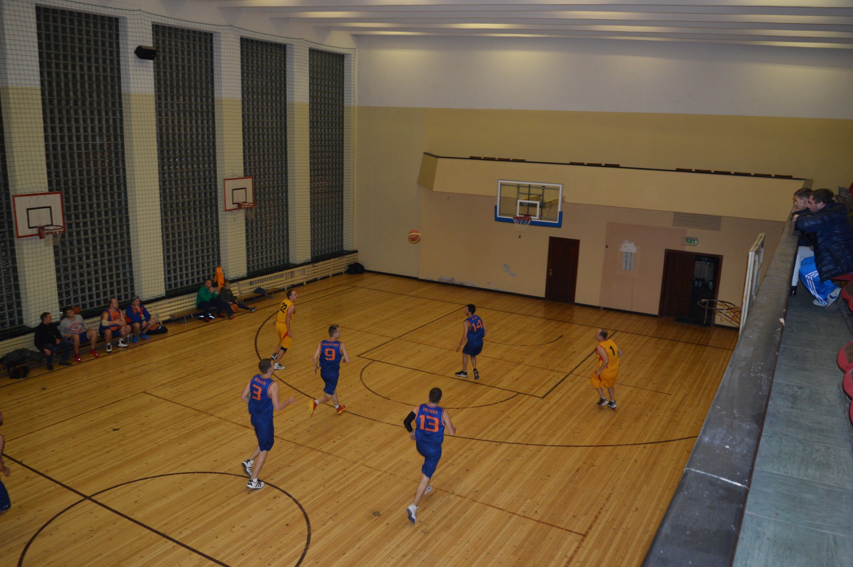 Krepšinio rungtynės