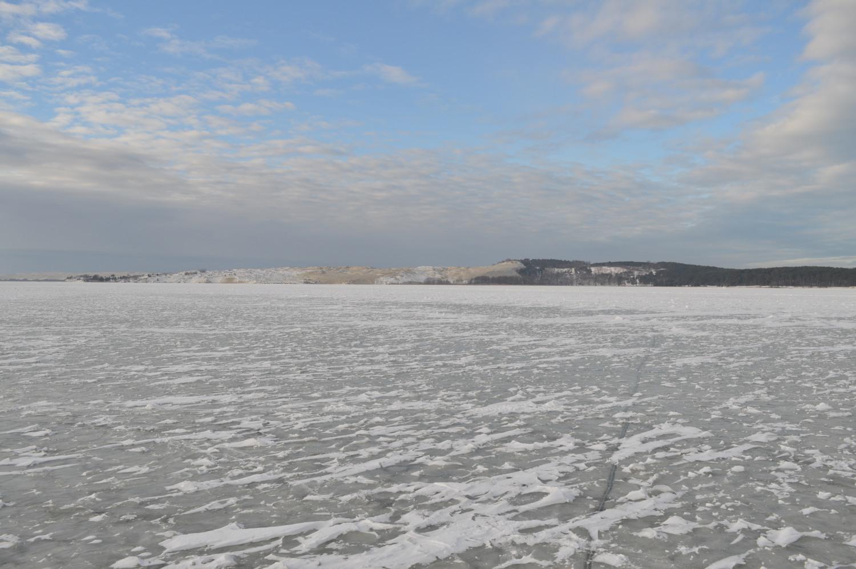 Nidos kopos nuo Marių ledo