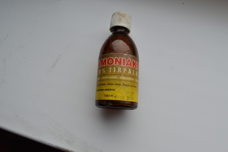 Amoniako tirpalas