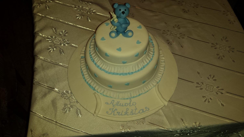 Krikštynų tortas Ąžuolas