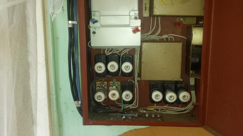 Elektros automatai