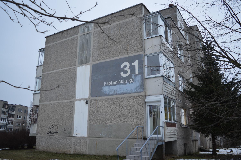 Fabijoniškių 31
