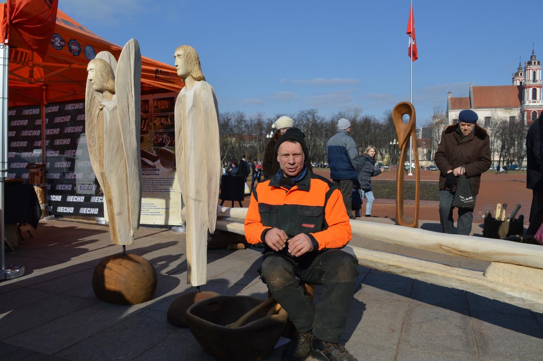 Virgilijus Vaičiūnas Architektas skulpturius
