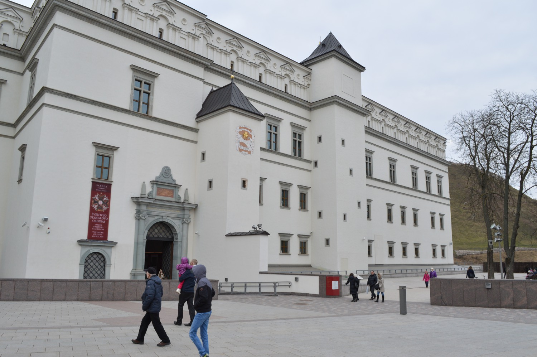 Valdovų rūmai Vilnius