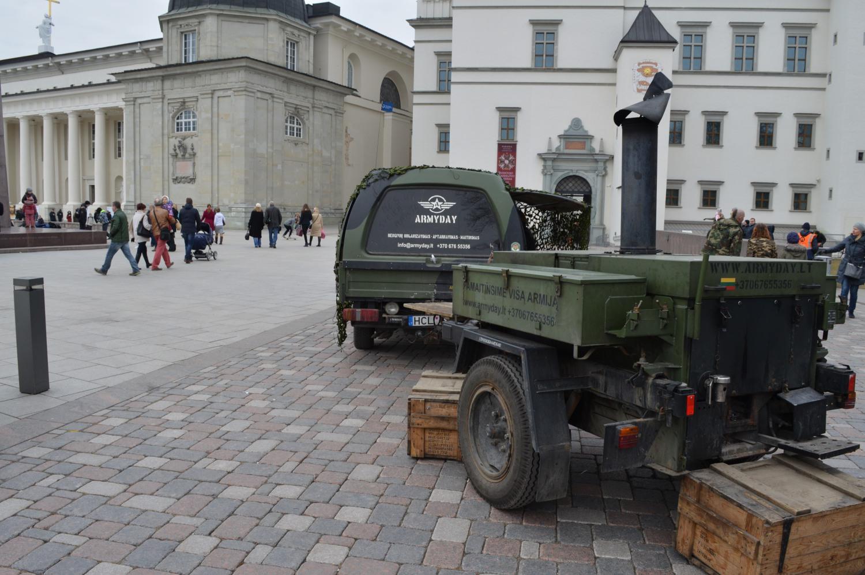 Lietuvos armijos kareiviška košė