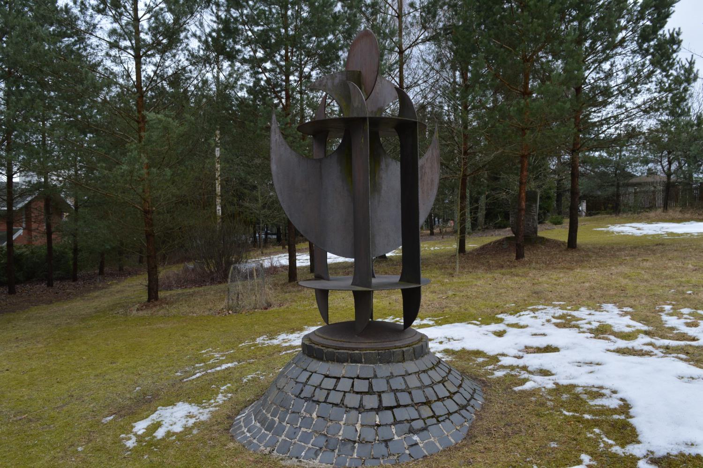 Metalo skulptūra
