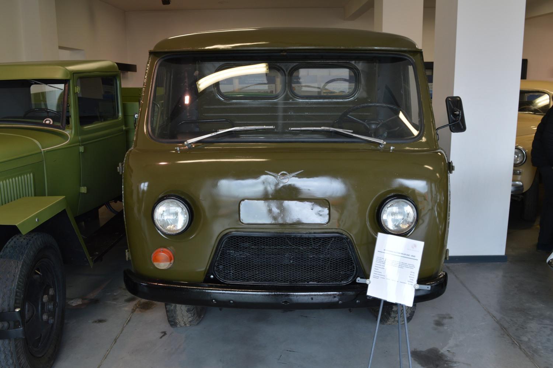 Krovininis automobilis UAZ