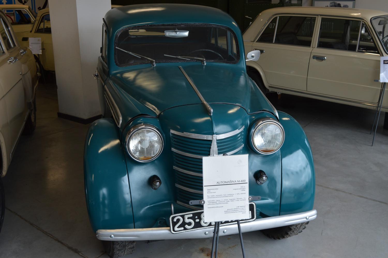 Maskvičius M400