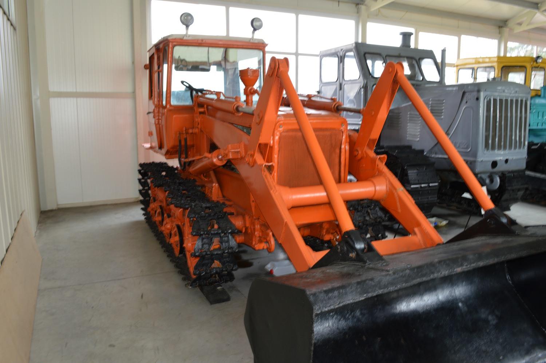 Vikšrinis buldozeris