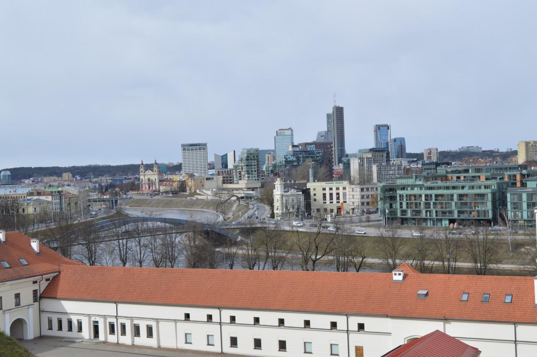 Vilnius iš aukščiau