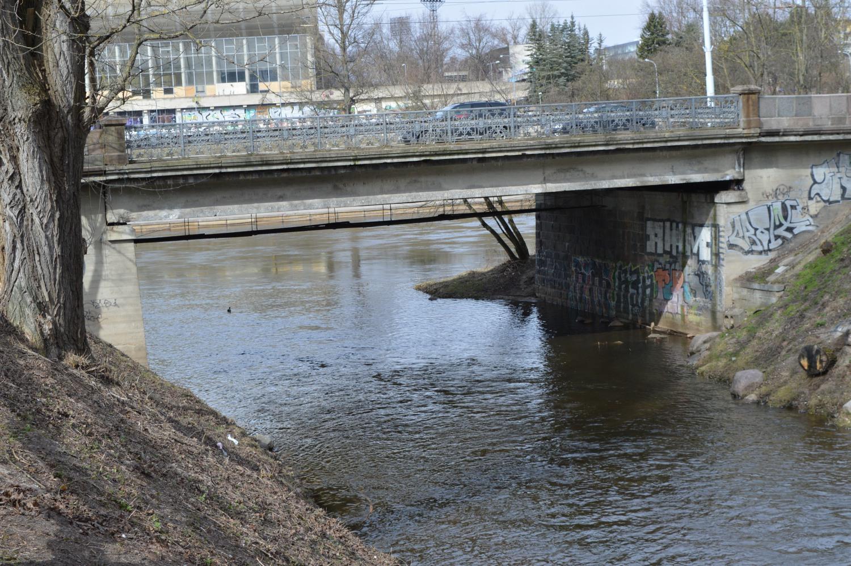 Vilnelės upė įtekanti į Nerį