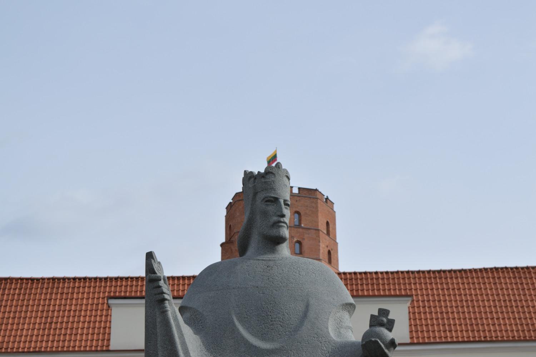 Lietuvos valstybės įkūrėjas Karalius Mindaugas