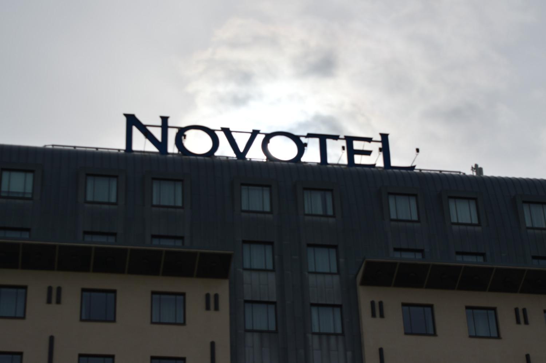 Novatel viešbutis