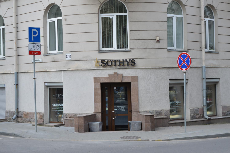 Sothys grožio salonas
