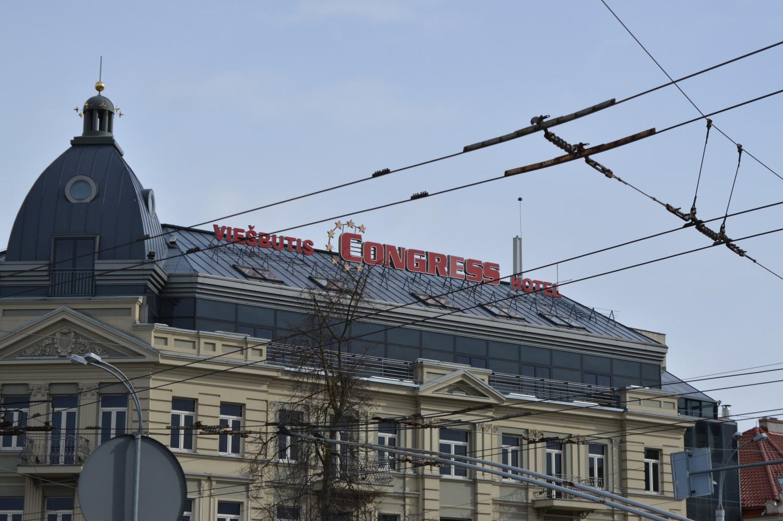 Viešbutis Congress