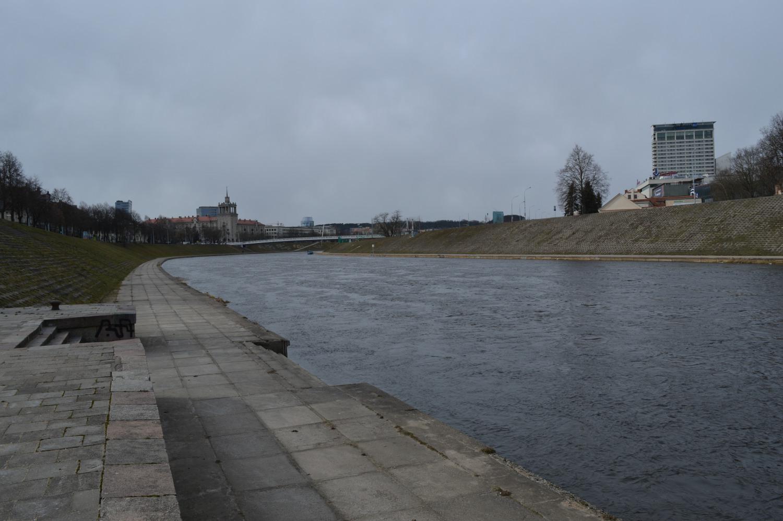 Neris link balto tilto