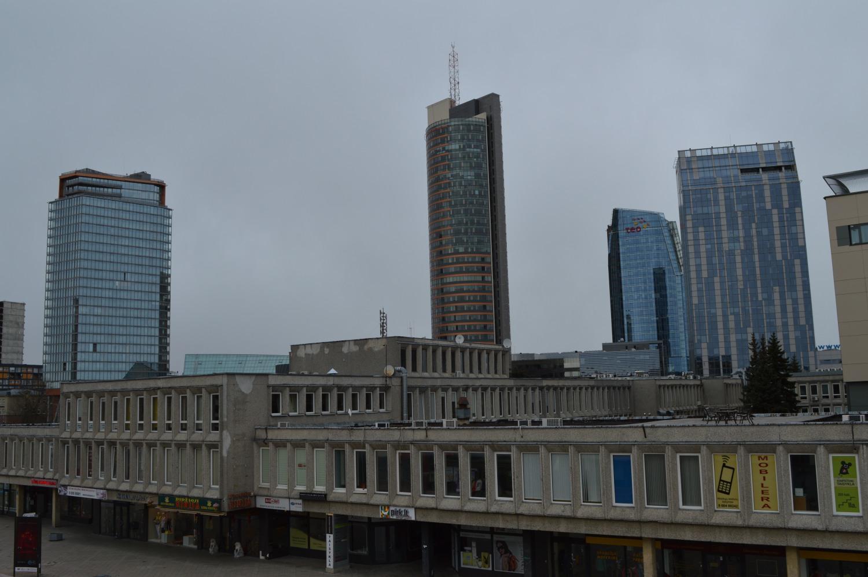 Dangoraižių kvartalas
