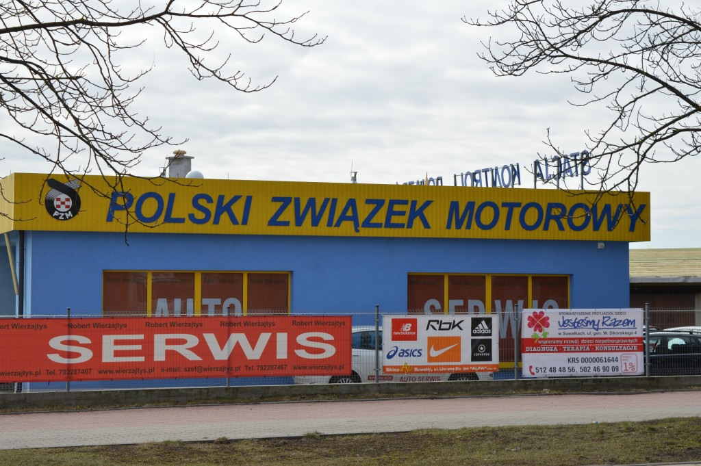 Lenkų autoservisas