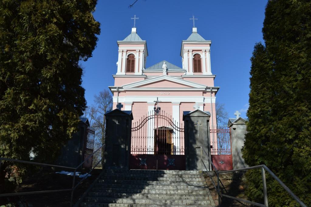 Krosnos šv. bažnyčia
