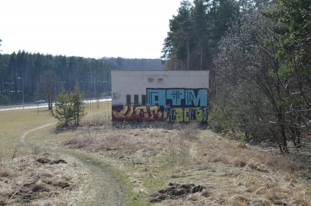 Grafiti ATM