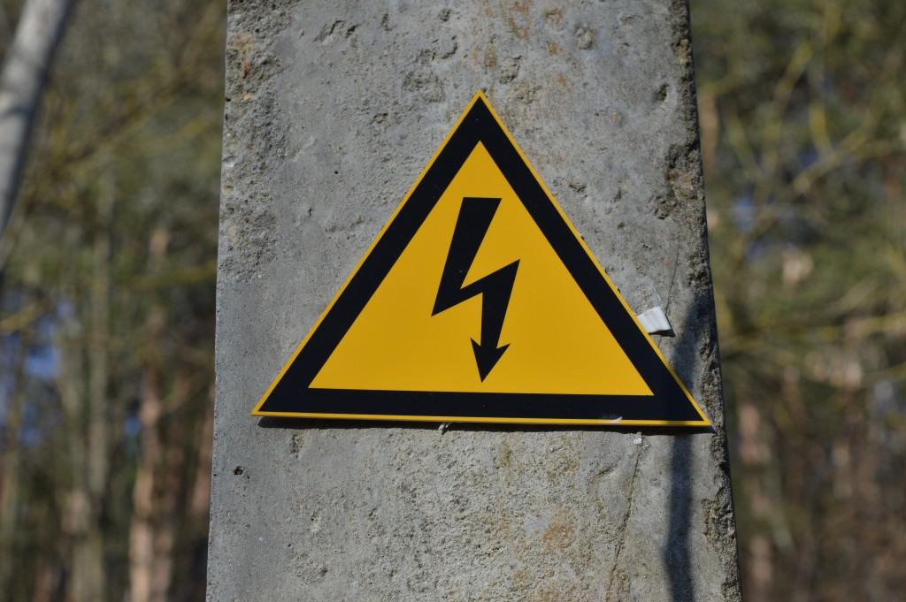 Elektros ženklas