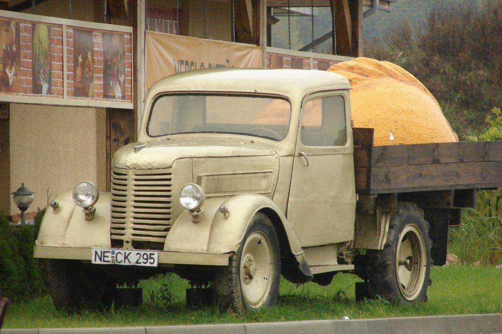 Kibininės sunkvežimis