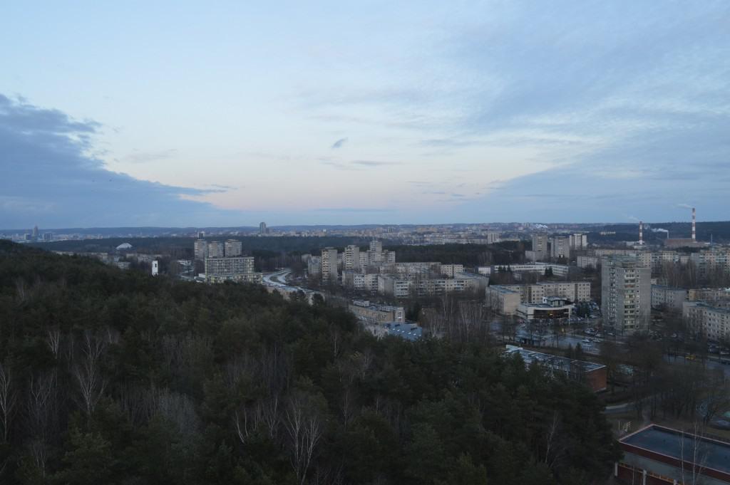 Vilniaus miestas iš aukštai