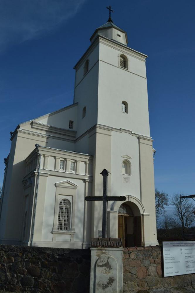 Veliuonos švš. mergelės bažnyčia