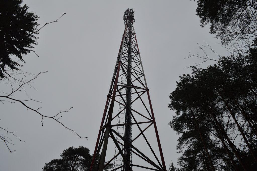Ryšio bokštas