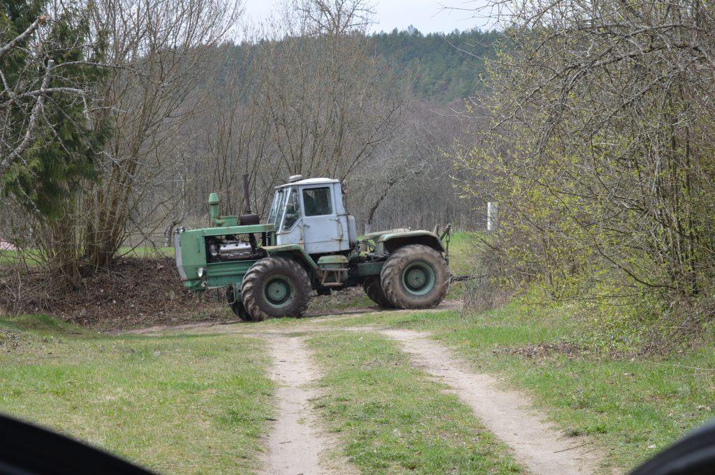 Traktorius Ikarus