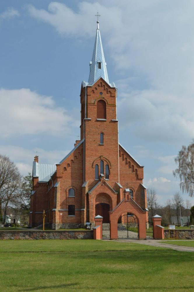Perlojos bažnyčia