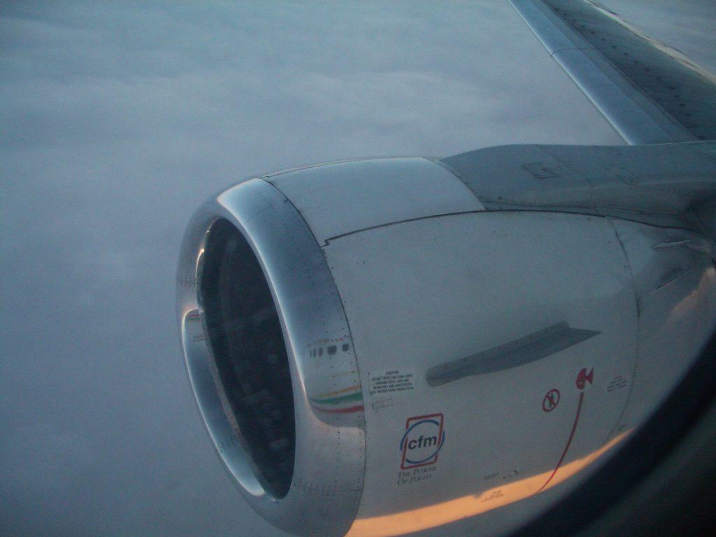Lėktuvo turbina