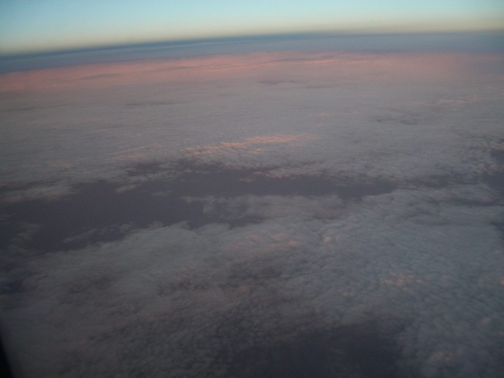Debesys virš debesų