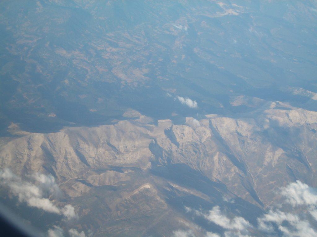 Turkijos kalnai