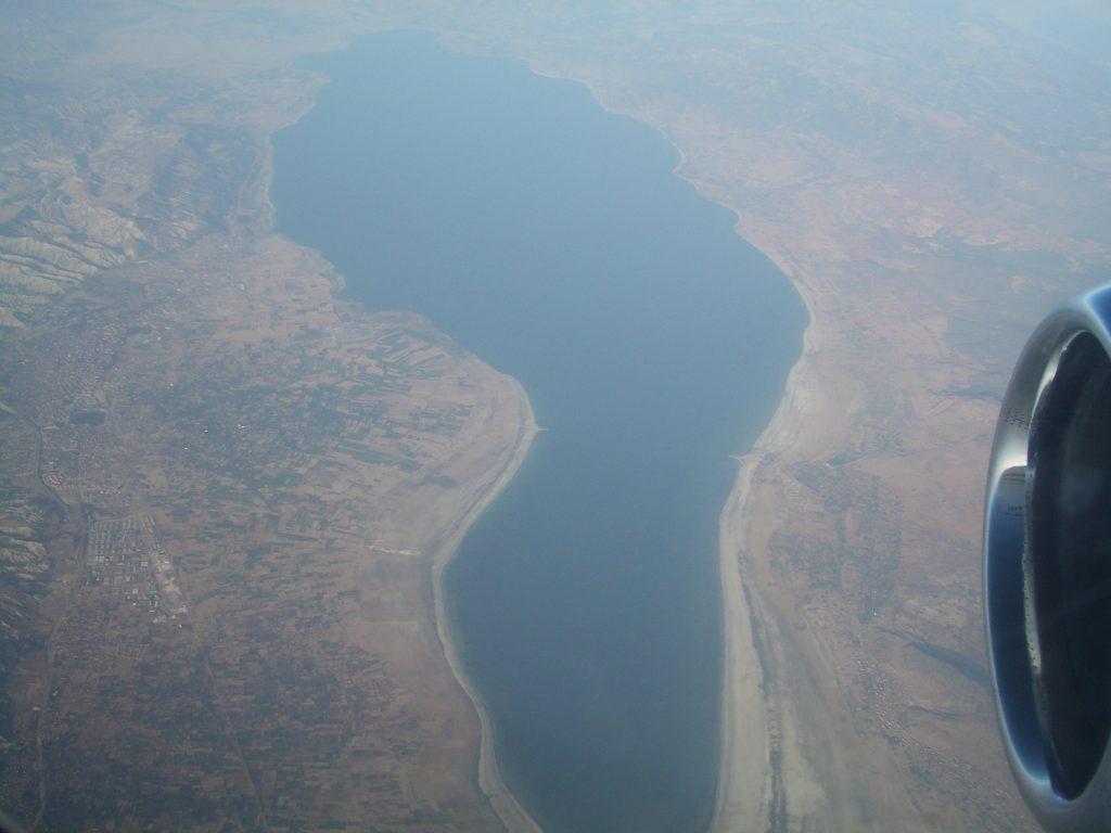 Turkijos ežeras kalnuose
