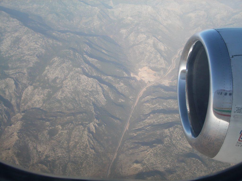 Turkijos greitkelis kalnuose
