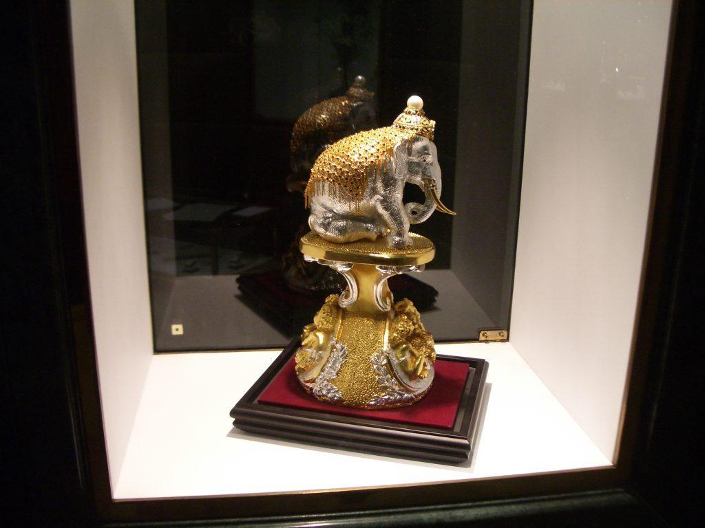 Auksinis dramblys