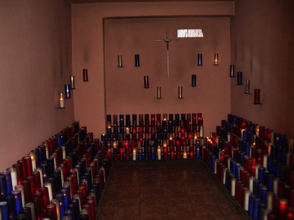 Žvakių kambarys