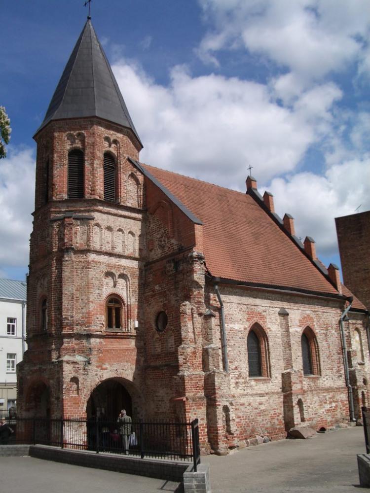 Kauno sena bažnyčia