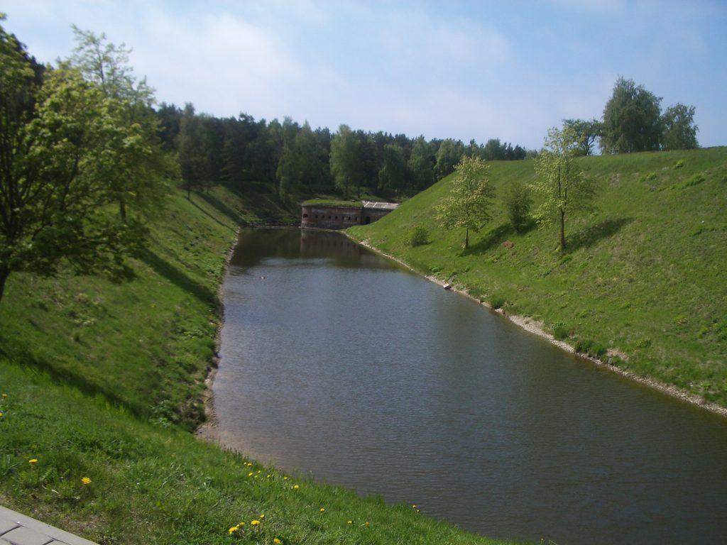 Jūrų muziejaus upė