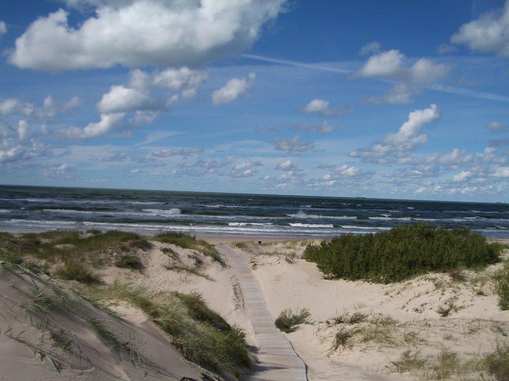 Baltijos jūra Ventspilis