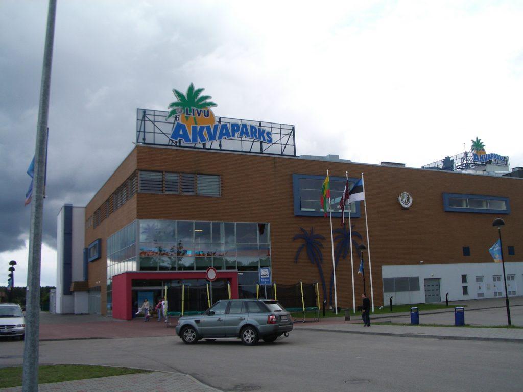 Latvijos vandens parkas
