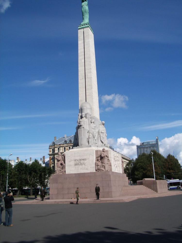 Latvijos paminklas