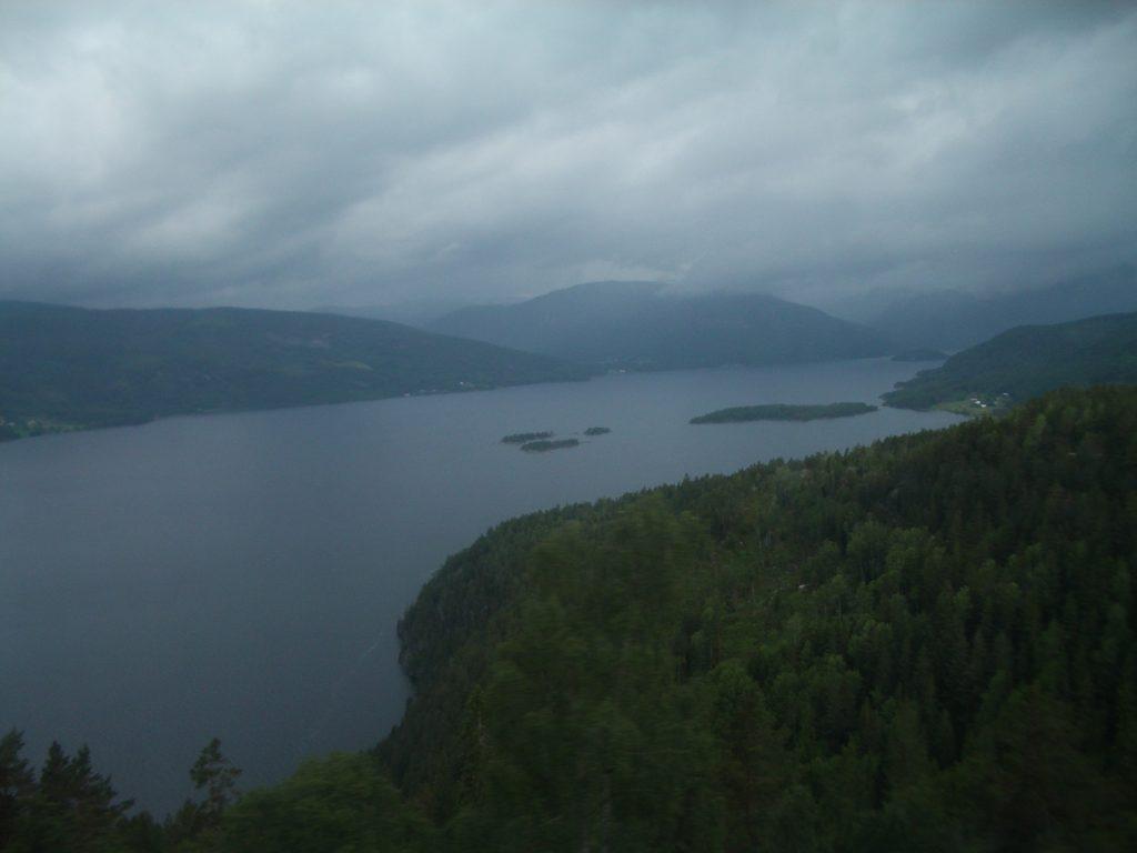 Norvegijos ežeras