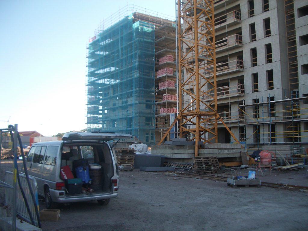 Statybos švedijoje