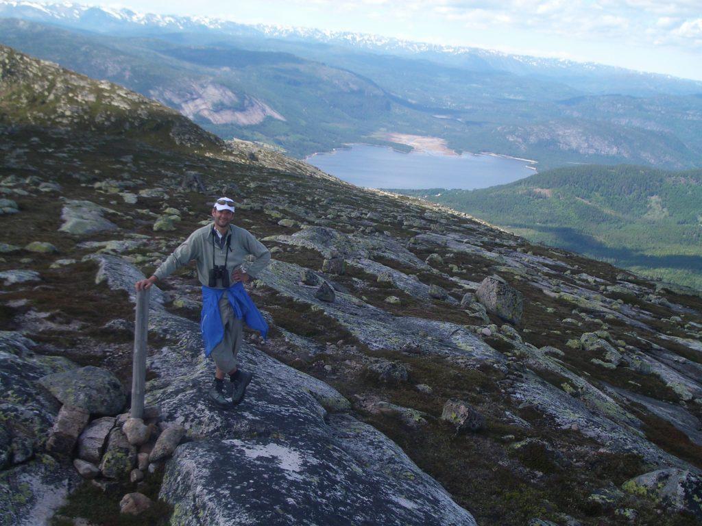 Norvegijos kalno viršūnė