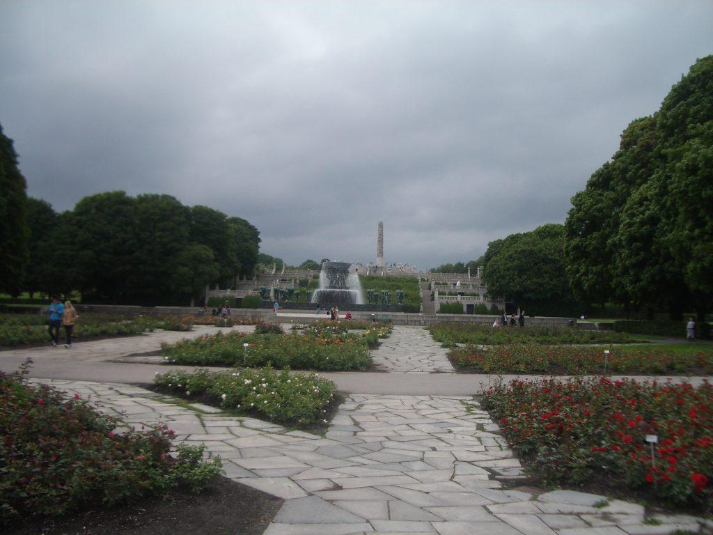 Norvegijos skulptūrų parkas